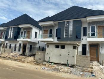 Beautiful 4 Bedroom Semi-detached with Bq, Orchid Road Chevron Tollgate, Royal Pine Estate, Maven Court, Lekki Phase 2, Lekki, Lagos, Semi-detached Duplex for Sale