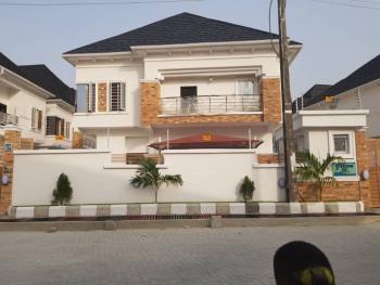 Lovely 5 Bedroom House in an Estate, Orchid Road, Lafiaji, Lekki, Lagos, Detached Duplex for Sale