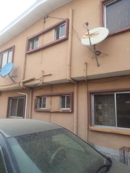 Decent Block of 4 Nos 3 Bedroom Flats, Off Allen Avenue, Allen, Ikeja, Lagos, Block of Flats for Sale