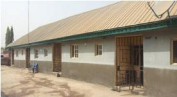 Refreshing 7 Units of 1-bedroom Flat, Behind Forest Area, Angwan Lado, Kuje, Abuja, Block of Flats for Sale