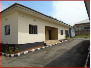 4 (no.) 4 Bedroom Bungalows & 5 (no.) 3 Bedroom Bungalows, Ezelagbo Court, Ridge Road, Gra, Onitsha, Anambra, Detached Bungalow for Sale