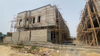 Beautiful 4 Bedroom Semi-detached Duplex, Orchid Road Chevron Tollgate, Royal Pine Estate, Maven Homes, Lekki Phase 2, Lekki, Lagos, Semi-detached Duplex for Sale
