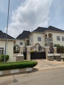 Luxury 4 Bedroom Apartment with Bq, Guzape District, Abuja, Semi-detached Duplex for Rent