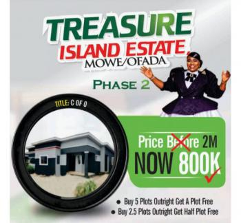 Treasure Island Phase Estate,by Arcview Investment Limited, Treasure Island Phase 2, Behind New International Brewery, Mowe Ofada, Ogun, Mixed-use Land for Sale