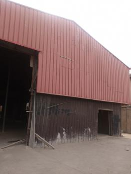 Renovated Industrial Warehouse and Office Space Alone in a Compound, Bode Thomas, Surulere, Lagos, Warehouse for Rent