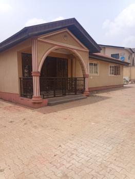 Luxury Built 4 Bedroom Bungalow, Gowon Estate, Egbeda, Alimosho, Lagos, Detached Bungalow for Sale
