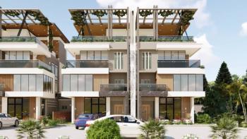 5 Bedroom Semi Detached Duplex with Bq, Asokoro District, Abuja, Semi-detached Duplex for Sale