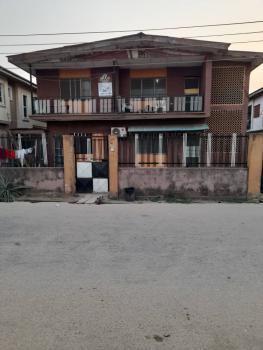 Urgent Brief: 2 Nos 3 Bedroom Flat + 2 Bedroom Bungalow, Folarin Street, Egbeda, Alimosho, Lagos, Block of Flats for Sale