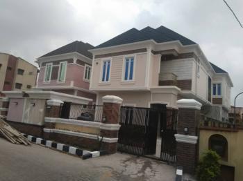 Brand New Exquisite 5 Bedroom Duplex with Bq, River Valley Estate, Ojodu, Lagos, Detached Duplex for Sale
