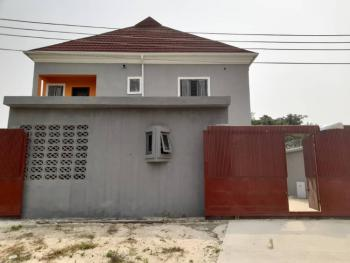Newly Built 3 Bedrooms Duplex with a Room Bq, Beechwood Estate, Ibeju Lekki, Lagos, Detached Duplex for Rent