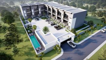 Very Luxurious 4 Bedroom Terraced Duplex, After Arab Bus Stop, Utako, Abuja, Terraced Duplex for Sale
