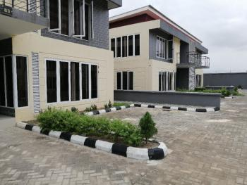 Brand New 4 Bedroom Terrace House and a Bq, By Blenco Before Novare Mall Shoprite, Sangotedo, Ajah, Lagos, Terraced Duplex for Sale