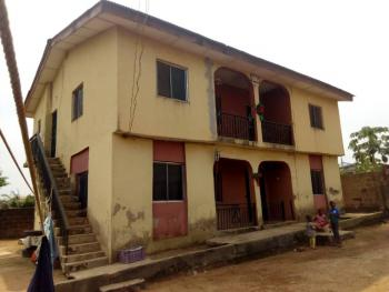 2 Flats of 3 Bedroom on 60 By 145 Land Size, Isashi, Akute, Ifo, Ogun, Block of Flats for Sale