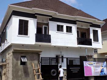 New House 4 Bedroom Semi Detached Duplex in a Gated Estate, Thomas Estate, Ajah, Lagos, Semi-detached Duplex for Sale