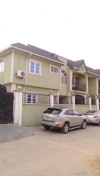 an Executive New Mini Flat with 2 Toilets, P.o.p Ceiling, Off Estate Road, Alapere, Ketu, Lagos, Mini Flat for Rent