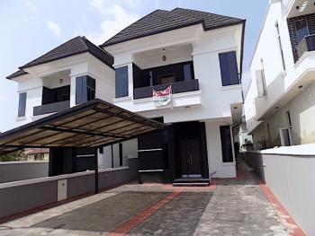 New House Big Compound 5 Bedroom Fully Detached Duplex +bq, Victory Estate, Ajah, Lagos, Detached Duplex for Sale