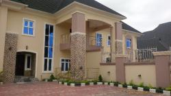 Semi Detached Duplex with Excellent Facilities, Off Mariam Babangida Way, Asaba, Delta, Semi-detached Duplex for Sale