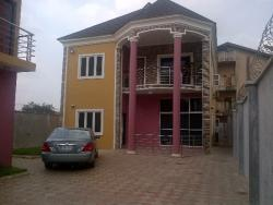 Exquisite Brand New 4 Bedroom Duplex Fully Furnished, By Omega House East West Road, Rumuodara, Port Harcourt, Rivers, Terraced Duplex for Sale