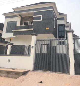 5 Bedroom Fully Duplex Detached with Bq, Orchid Road, Lekki Phase 2, Lekki, Lagos, Detached Duplex for Sale