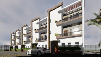 Luxury 4 Bedrooms Terrace Duplex with Bq, Vio, Mabushi, Abuja, Terraced Duplex for Sale