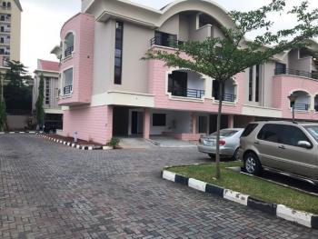 Luxury 4 Bedroom Semi-detached Duplex Plus Bq, Osborne Foreshore Estate Phase 1, Osborne, Ikoyi, Lagos, Semi-detached Duplex for Sale