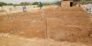 Estate Plot for Terraced Duplex, Eagls Court, Classic 2, Bhind Dunamis Dome, Close to Jedo Estate, Sabon Lugbe, Lugbe District, Abuja, Residential Land for Sale