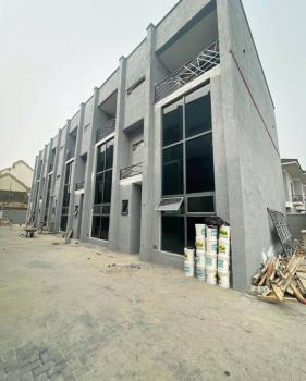 2 Bedrooms Terraces on 3 Levels with a Maids Room ., Lekki Phase 1, Lekki, Lagos, Terraced Duplex for Sale