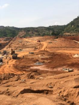 Dry Land at Fast Rising Estate, Diplomatic Hill Estate, Katampe Extension, Katampe, Abuja, Residential Land for Sale