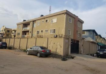 Neatly Used Units of 3 Bedroom Flat, Ifako, Gbagada, Lagos, Block of Flats for Sale