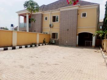Super Clean 4 Bedrooms Semi Detached Duplex, Sunnyvale Estate, Lokogoma District, Abuja, Semi-detached Duplex for Rent
