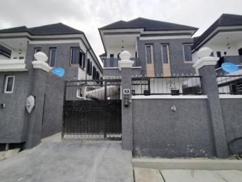 Brand New 4 Bedroom with Bq, Before 2nd Toll Gate, Idado, Lekki, Lagos, Detached Duplex for Sale