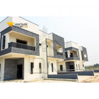 Stunning 3 Bedroom All Rooms En-suite Semi-detached Duplexes with Bq, Bogije, Ibeju Lekki, Lagos, Semi-detached Duplex for Sale