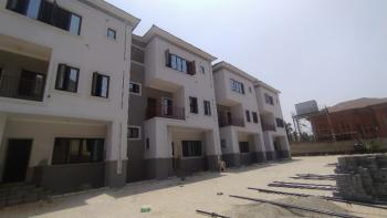 Nicely Newly Built 4 Bedroom Terraced Duplex with Excellent Facilities, Maitama District, Abuja, Terraced Duplex for Sale