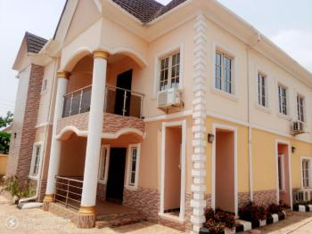 Luxury 4 Bedroom Detached Duplex with Bq in a Lovely Estate, Sunnyvale Estate, Lokogoma District, Abuja, Detached Duplex for Sale