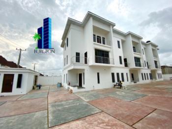 Newly Built 4 Bedroom Terrace Duplex, Osapa London, Osapa, Lekki, Lagos, Terraced Duplex for Sale