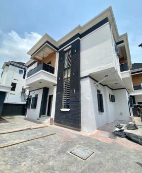 Luxury 4 Bedroom Fully Detached Duplex with Bq, Chevron Toll Gate, Chevron, Lafiaji, Lekki, Lagos, Detached Duplex for Sale