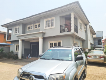 5-bedroom Detached House with  2-bedroom Flats As Servant Quarter, Off Ago Palace Way, Okota, Isolo, Lagos, Detached Duplex for Sale