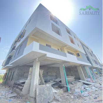 Brand New 2 Bedrooms Flat, Oral Estate Road, Orchid, Lekki, Lagos, Flat for Rent
