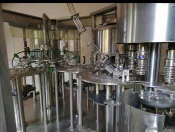 Bottling Company Production Line, Industrial Estate, Agbara-igbesa, Lagos, Factory for Sale