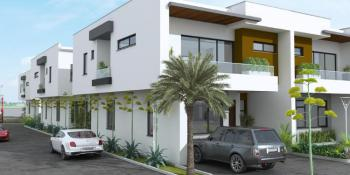3 Bedroom Terraced Duplex, Appleton Court Before Abraham Adesanya, Beside Royal Garden Estate, Ajah, Lagos, Terraced Duplex for Sale