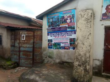 Old Property and Land, Bagusa, Dei-dei, Abuja, House for Sale