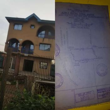 4 Units of 2 Bedrooms Flat on a Full Plot of Land with Lagos C of O, Agege, Lagos, House for Sale