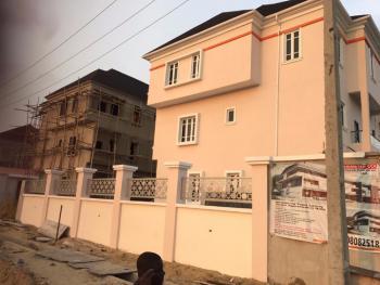 4 Bedroom Semi Detached Duplex with Bq, Off Chisco, Ikate Elegushi, Lekki, Lagos, Semi-detached Duplex for Rent