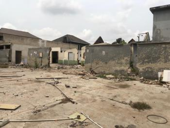 2,000 Square Meters Vacant Dry Land on a Major Expressway, Along Muritala Mohammed Express Way, Alagomeji, Yaba, Lagos, Land for Sale