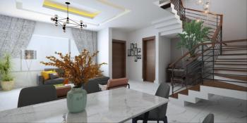 2 Bedroom Terrace Appleton Court with Cofo, Ajah, Lagos, Terraced Duplex for Sale