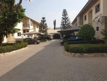 Luxury 4 Bedrooms Terraced Duplex with a Room Bq, Adamu Ciroma Crescent By Shoperite, Jabi, Abuja, Terraced Duplex for Sale
