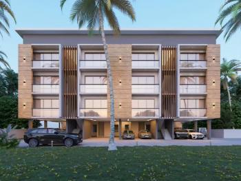 Own a 2 Bedroom Upscale Flat in a Gated Estate, Chevron Tollgate, Lafiaji, Lekki, Lagos, Flat / Apartment for Sale