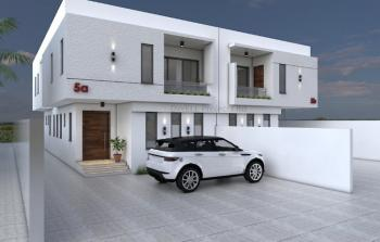 Four Bedroom Semi Detached House in an Estate at Alausa Ikeja, Alausa, Ikeja, Lagos, Semi-detached Duplex for Sale