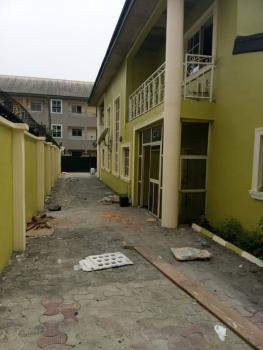 Well Located Twin 4 Bedroom Duplex, Peter Odili Road, Trans Amadi, Port Harcourt, Rivers, Semi-detached Duplex for Sale