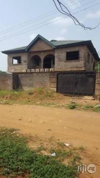 Storey Building of 4 Flats 3 Bedroom Suit, 9, Patcoll Drive, Lanre, New, Igando, Alimosho, Lagos, Semi-detached Duplex for Sale